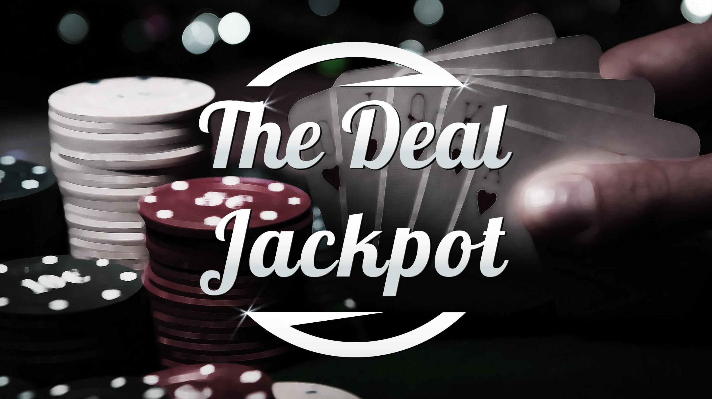The deal jackpot в руме Pokerstars.