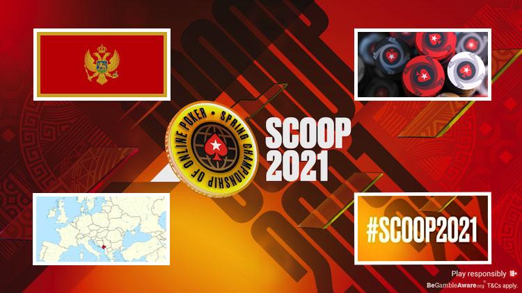 Игрок из Черногории победил сразу в трех турнирах SCOOP 2021 на PokerStars