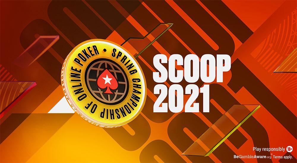 SCOOP 2021 PokerStars